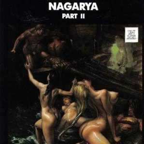 "Nagarya, part 2, ""The Lost Continent"", Cha Cha Comics"