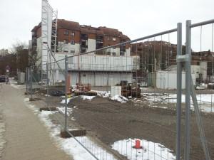 Baustelle BernStein