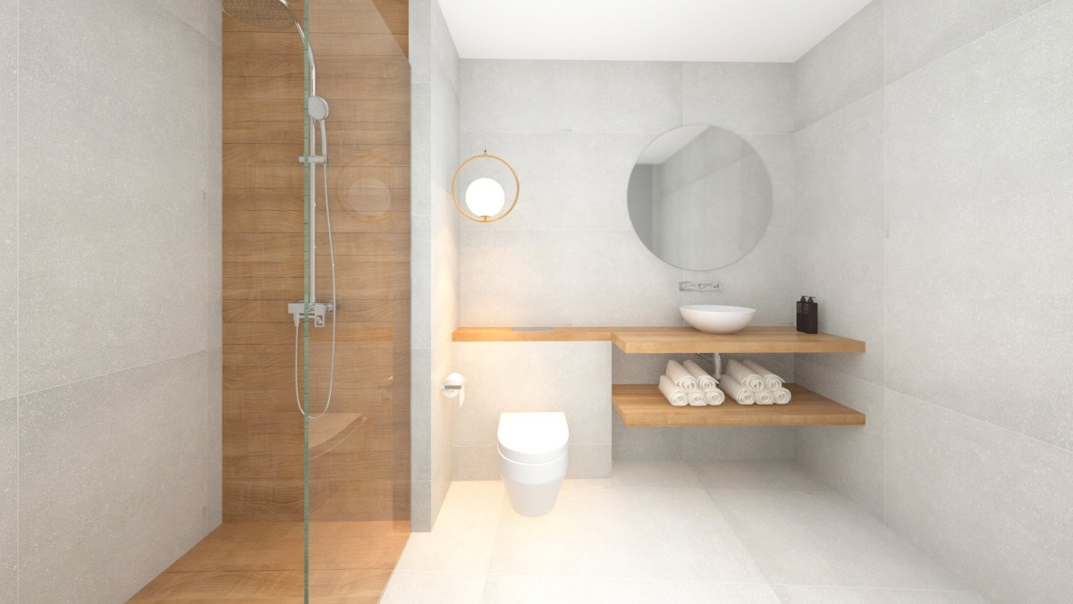 Choosing your preferred design is key in any renovation process