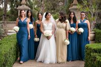 Gorgeous Bridesmaid Dresses - Bauman Photographers