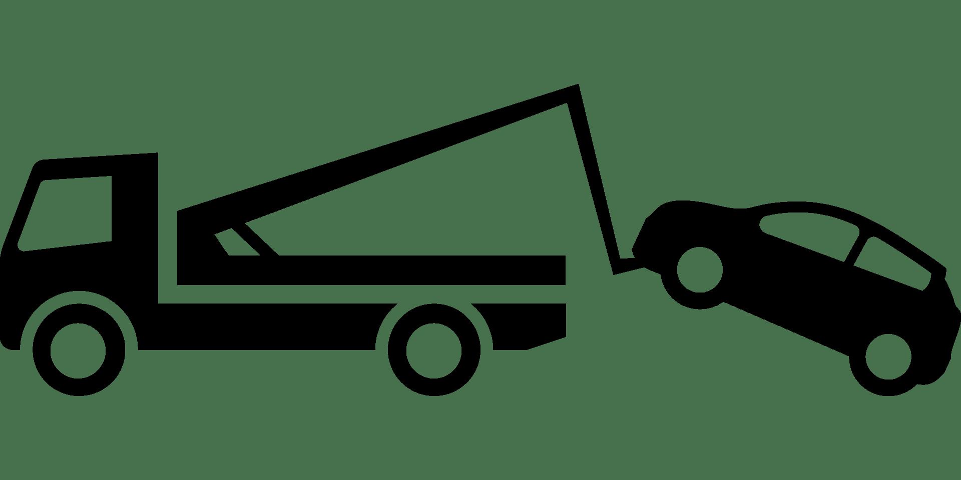 Abschleppwagen Pictogram Free