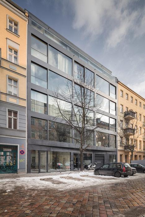 Baumhauer Architekten  Berlin