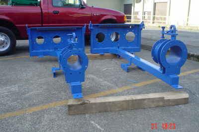 New Baum A9 diverter valve frames 6 and 8 inch