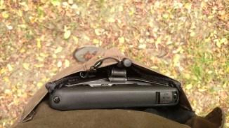 Panasonic Toughpad FZ-M1 in der Hosentasche