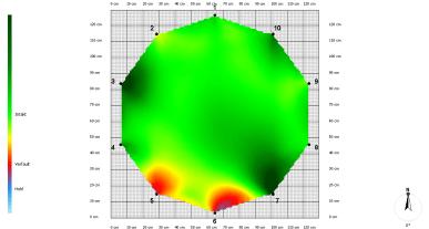 Buche - Ebene #2 - 2d map