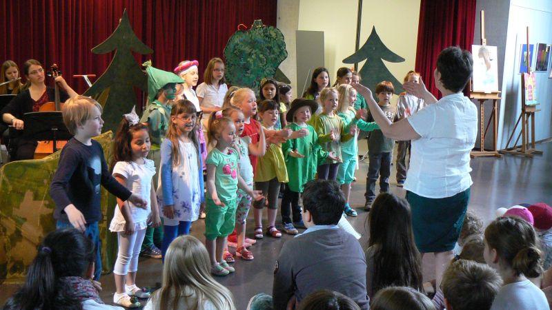 Singen und Klingen – Musik zum Frühling in der Musikschule Baunatal