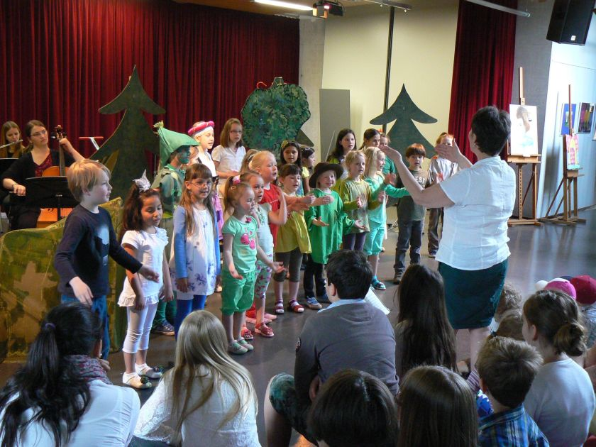 Musikschule Baunatal, Baunatal, Stadtmarketing Baunatal, Nordhessen