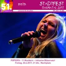 Stadtfest Baunatal, Programm Stadtfest Baunatal