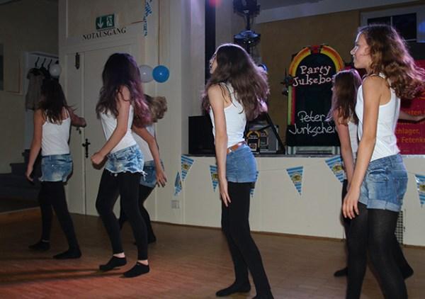 Stadtfest Baunatal, Nachrichten Baunatal, Stadtmarketing Baunatal; Tuspo Rengershausen Dancing Queens