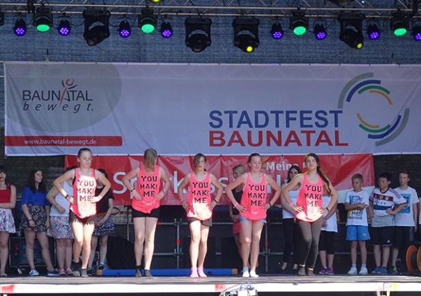 Stadtfest Baunatal, Erich Kästner Schule