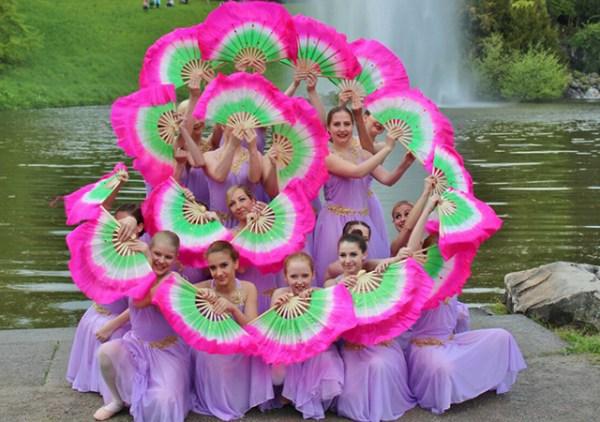 Stadtfest Baunatal, Nachrichten Baunatal, Stadtmarketing Baunatal; Balettschule Baunatal