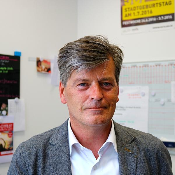 Dirk Wuschko Geschäftsführer Stadtmarketing Baunatal GmbH, Nachrichten Baunatal