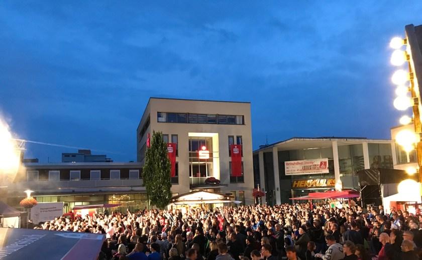 FEUERENGEL - Stadtfest Baunatal 2017 - Stadtmarketing Baunatal