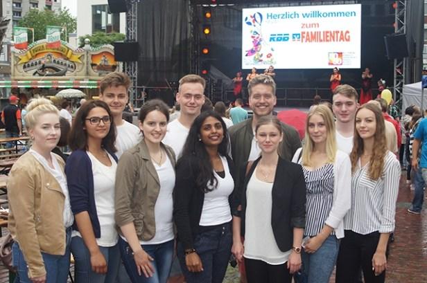 Stadtfest Baunatal, Familientag Raiffeisenbank Baunatal, Sponsor Stadtfest Raiffeisenbank Baunatal