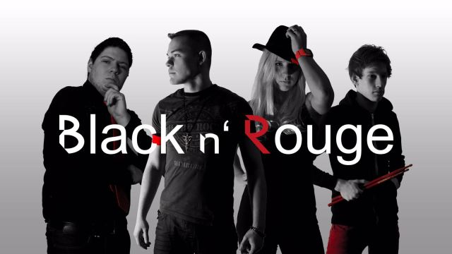 black&rouge