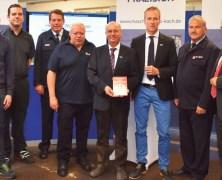 Nachrichten Baunatal - Feuerwehr Baunatal - Albert Koch Maschinen- und Vorrichtungsbau GmbH