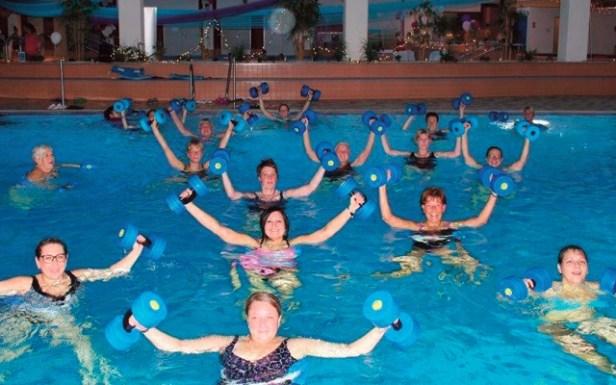 AquaPark Baunatal, Frauen Wellness Abend