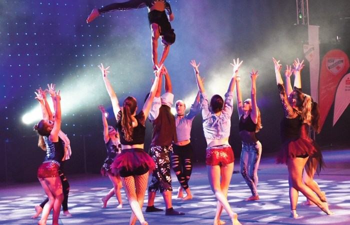 Adrenalin in Baunatal begeisterte die Zuschauer – Wagnis, Risiko, Weltklasse –