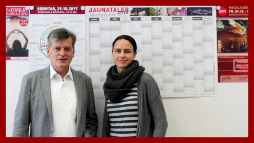 Stadtmarketing Baunatal, Dirk Wuschko, Peggy Riedel