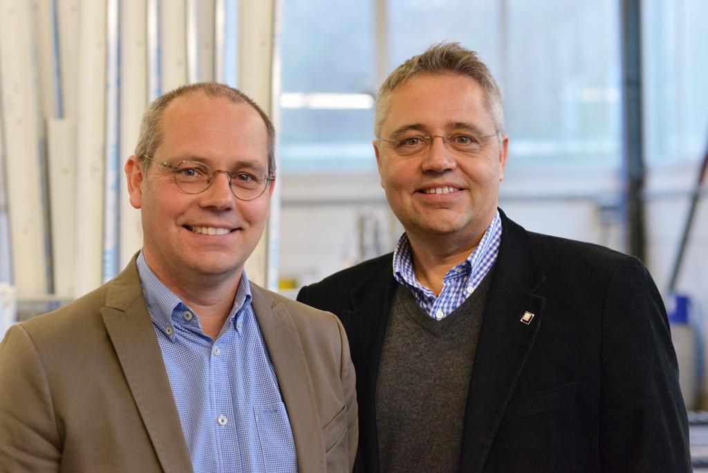 Walter Fenster und Türen, Kassel - Aussteller der Bau- und Wirtschaftsmesse Baunatal vorgestellt: