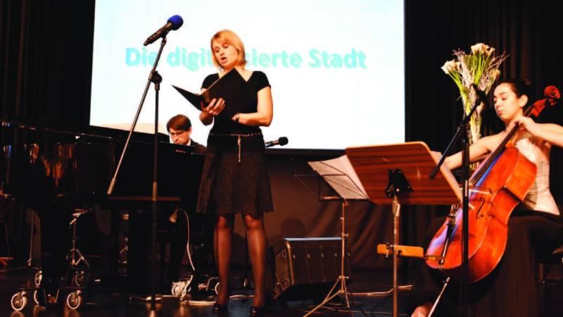 """Baunataler Neujahrsempfang 2018 – """"Die digitalisierte Stadt"""""""
