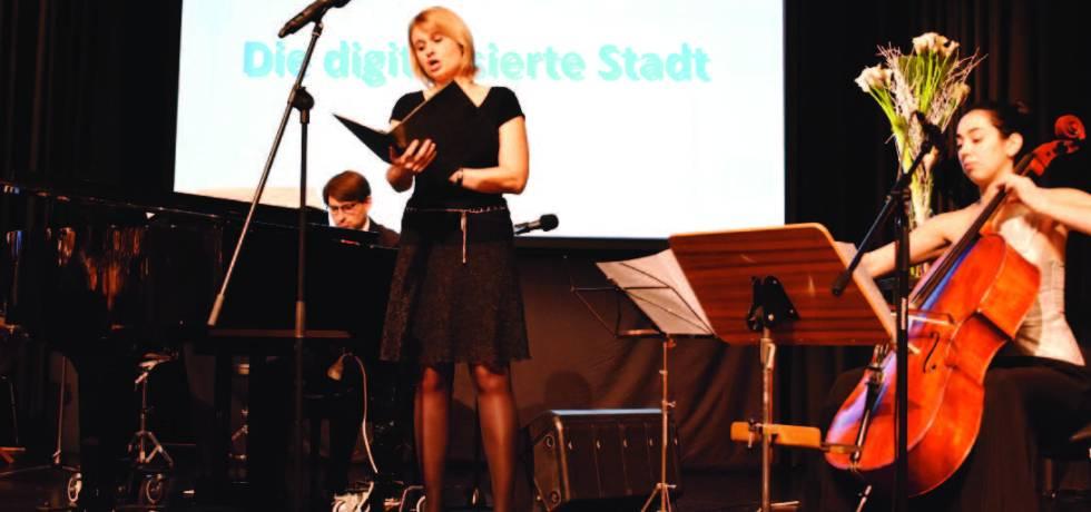 Baunatal, Neujahrsempfang, Radek Hanuš, Lenka Šimůnková,