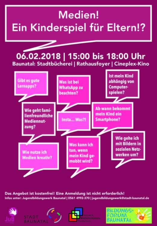 Saver internet Day baunatal, 6.2.2018, BauantalBlog, Nachrichten Bauantal