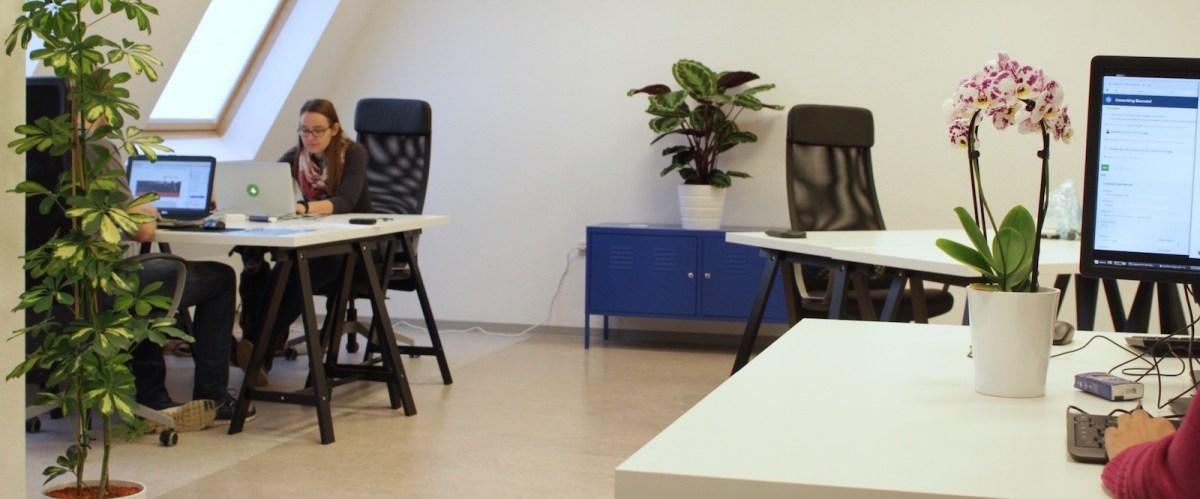 Coworking Baunatal, Arbeitsplatz für Freiberufler und Selbstständige - Aussteller der Wirtschaftsmesse Baunatal vorgestellt