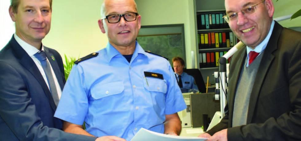 Baunatal, Kriminalität Baunatal, Polizei Baunatal, Manfred Schaub, Henning Hinn, Michael Plätzer