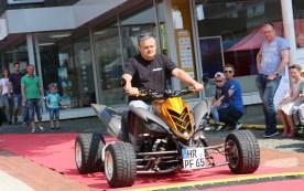 Baunatal, Baunataler Automobilausstellung, baa, Stadtmarketing Baunatal; 4zylinder