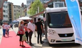 Baunatal, Kunos Wohnmobile, Baunataler Automobilausstellung, baa, Stadtmarketing Baunatal