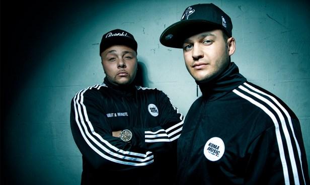 Stadtfest baunatal, DJ Hold Up, MC Wait A Minute, 2018, Stadtmarketing Baunatal