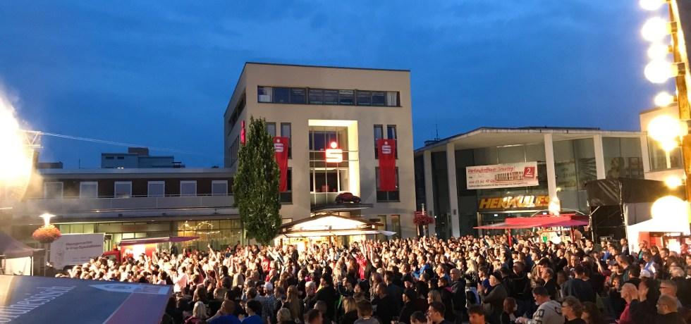 Stadtfest Baunatal 2018, Baunatal, Stadtmarketing Baunatal