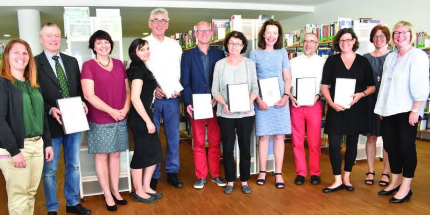 Baunatal, Baunataler Bildungskette, Stadtbücherei Baunatal, Schule Baunatal