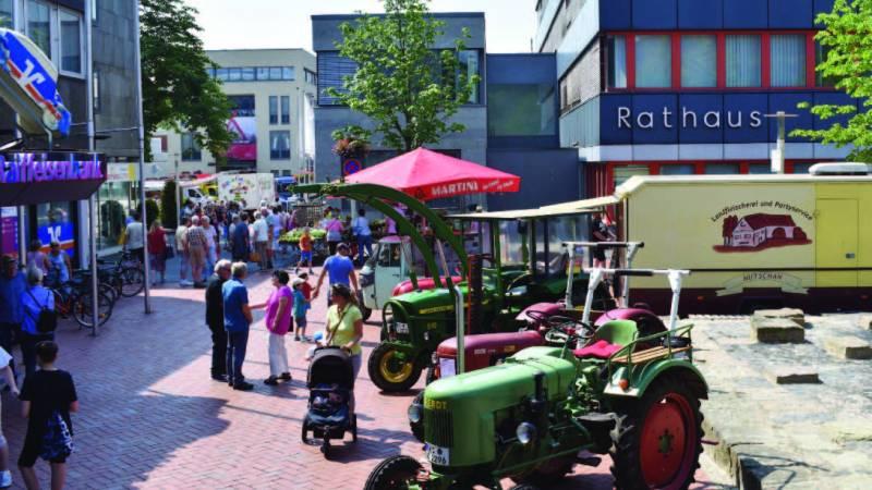 Regionale Produkte auf dem Wochenmarkt Baunatal erleben