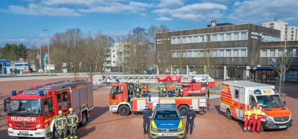 Baunatal, Feuerwehr Baunatal, Tag des Helfers
