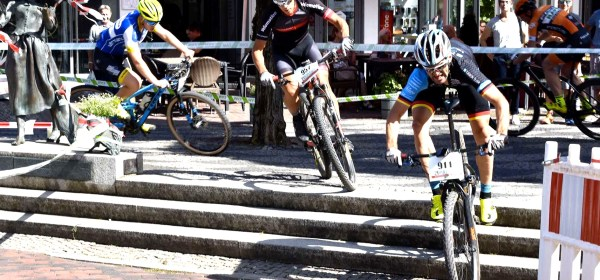 2. City Cross Baunatal, Mountainbike Rennen City Baunatal, KSV Baunatal Radsport
