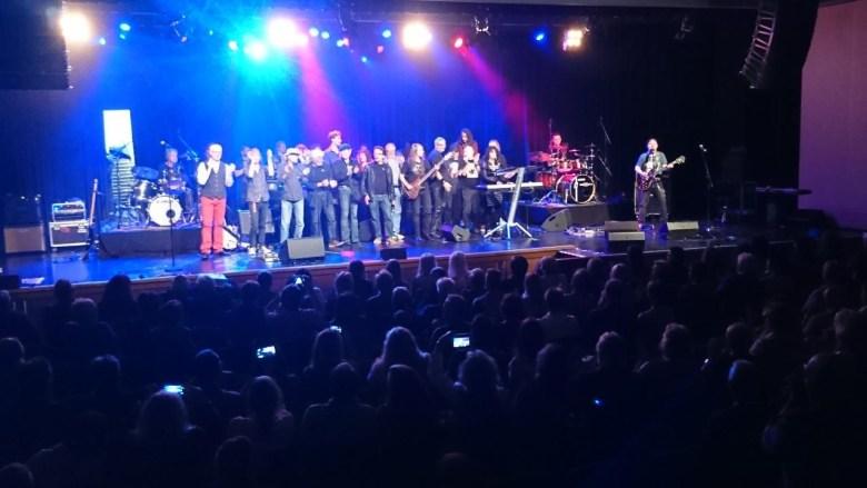 Baunataler Herbstpalast, Stadthalle Baunatal, 50 Jahre Nordhessische Rockmusik