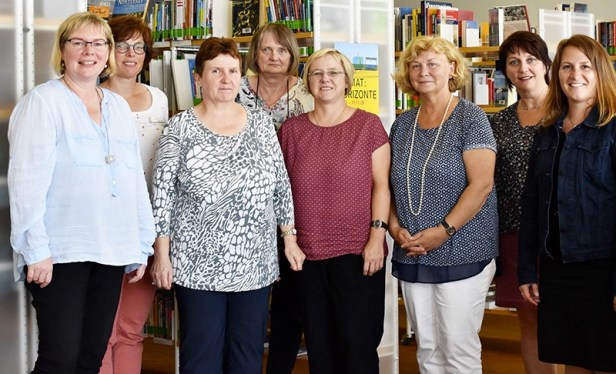 Stadtbücherei Baunatal, Sangerhausen, Rahel Krause, Silke Engler