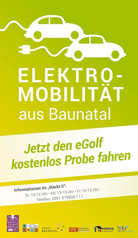 E-Mobilität Baunatal