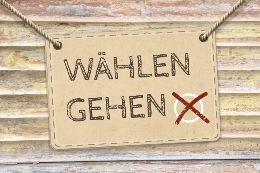 Landtagswahl Hessen 2018, Bürgermeisterwahl Baunatal 2018, Volksabstimmung Hessen 2018, Änderung Hessische Verfassung
