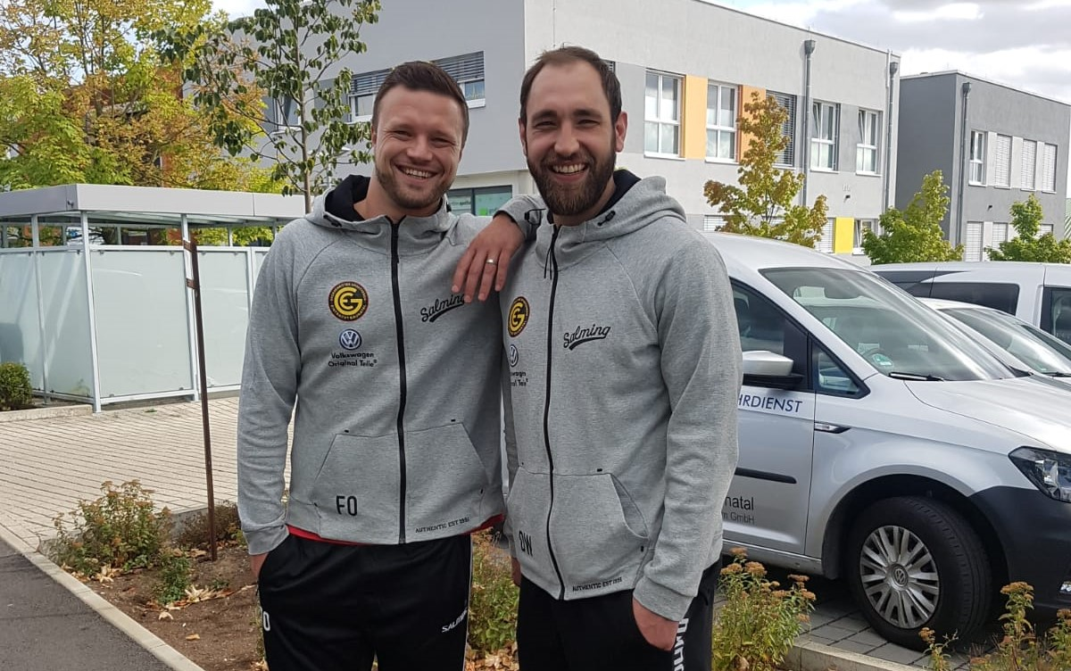 "Der ""alte Neue""- Florian Ochmann - GSV Eintracht Handball"