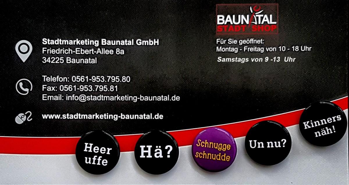 StadtShop Baunatal - viele Veranstaltungen der Region jetzt im  Kartenvorverkauf