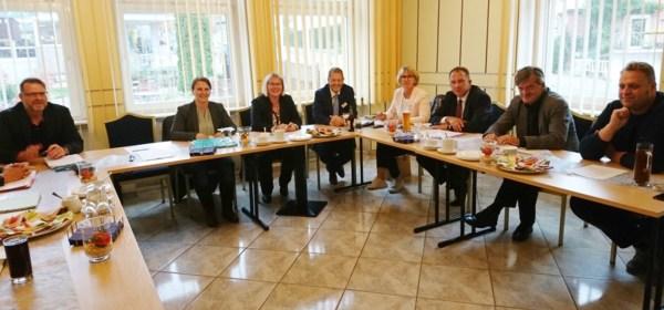 Wirtschaftsgemeinschaft Baunatal, Stadtverwaltung Baunatal