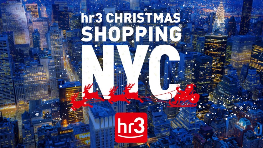 HR3, Nikolausmarkt Baunatal, Weihnachtsmarkt Baunatal