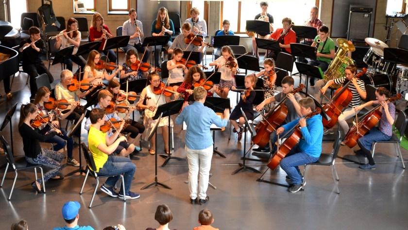 Musikschule Baunatal, Ensemblekonzert Stadthalle Baunatal