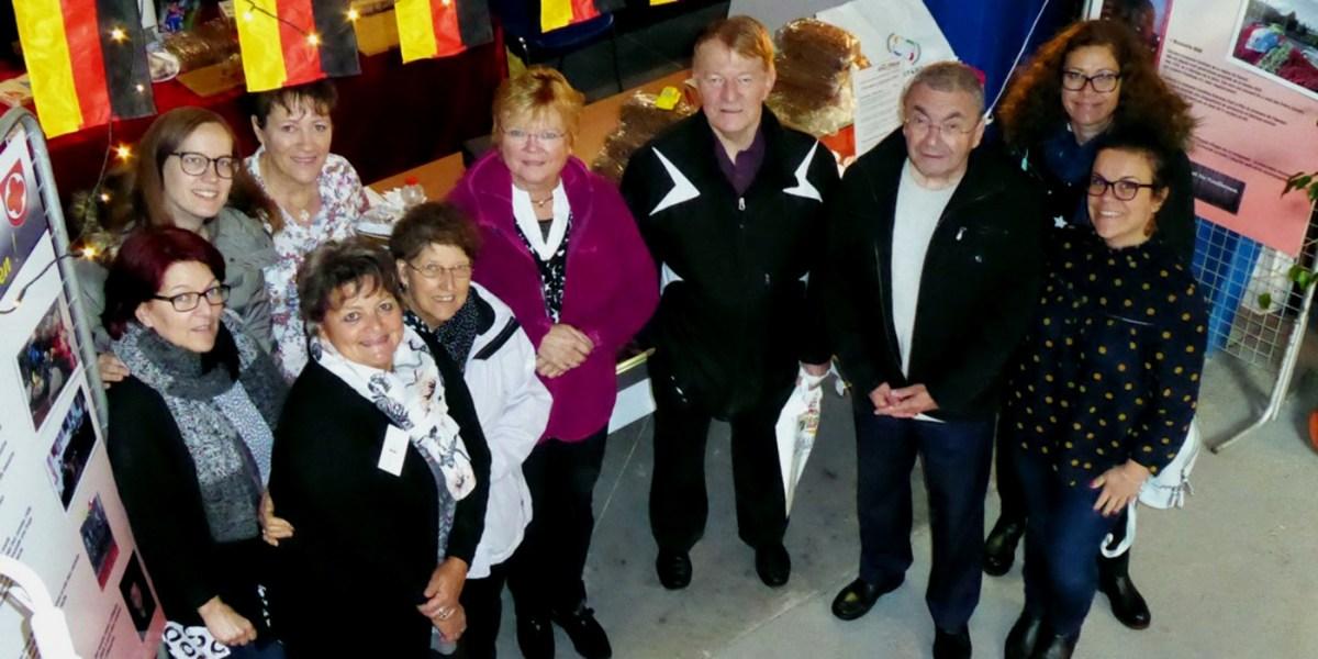 Baunataler bei Spezialitätenmesse in der Partnerstadt Vire