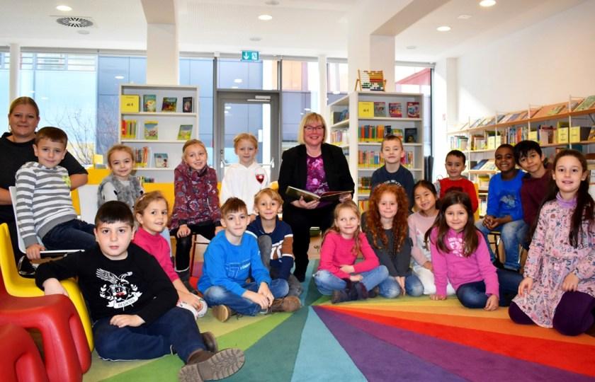 Vorlesetag Stadtbücherei Baunatal, Silke Engler