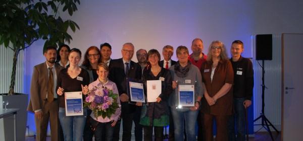 Landesbreis Land Hessen für Beispielhafte Beschäftigung, Baunatal
