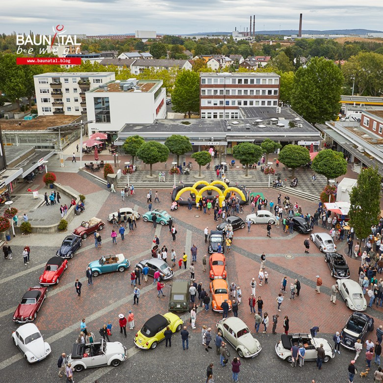 Baunatal, Stadtmarketing Baunatal, VW Käfertreffen, Volkswagen kassel